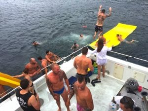 Cronulla Party Boats Bucks Hens Birthday Party Christmas Party Work Party