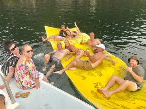 Cronulla Party Boats river cruise