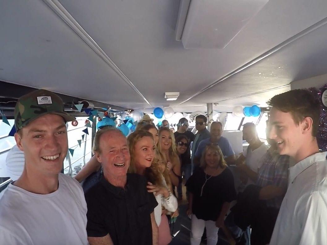 21st Birthday River Cruise