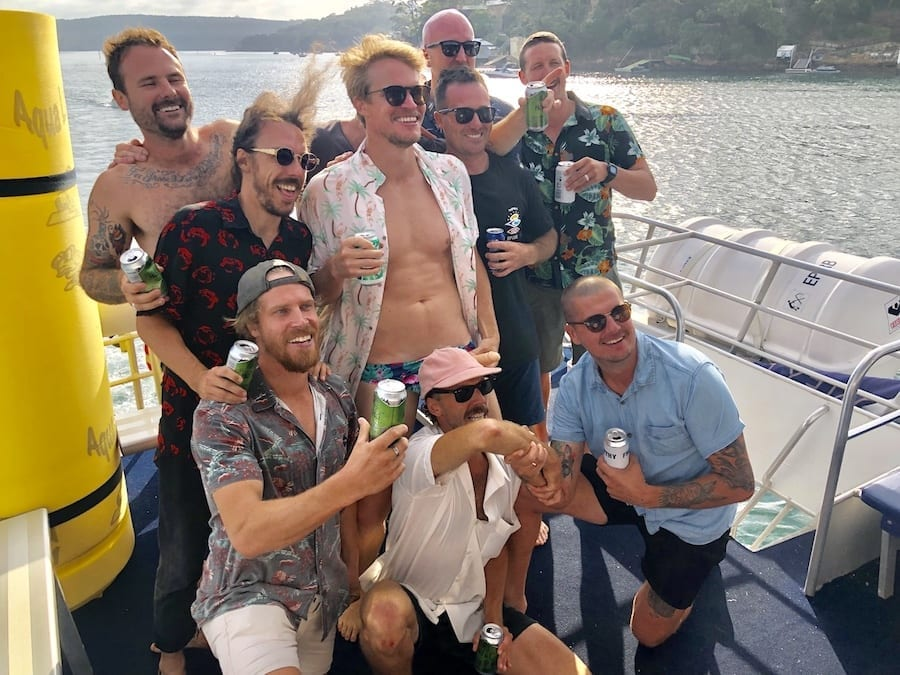 Cronulla Party Boats Bucks Hens Birthdays Work Parties