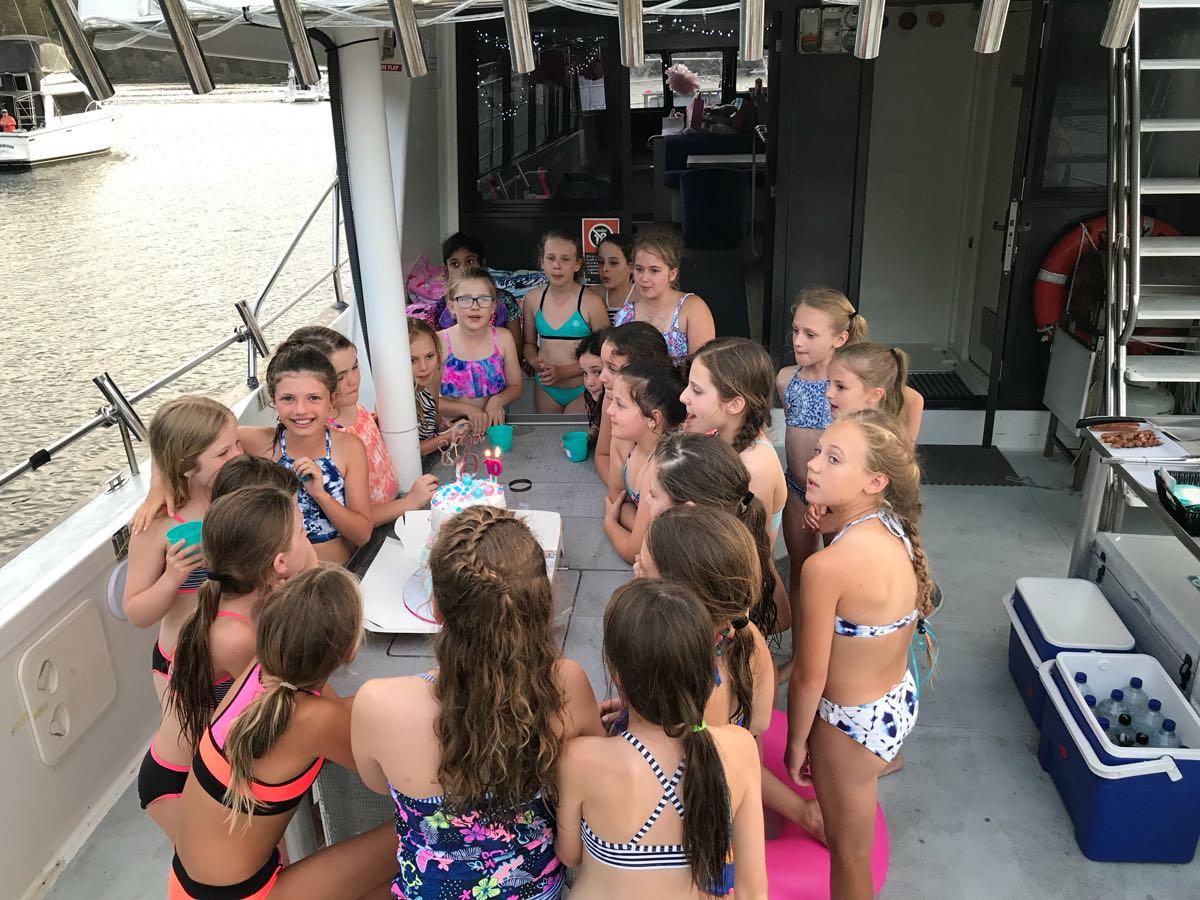 Kids birthday party cronulla