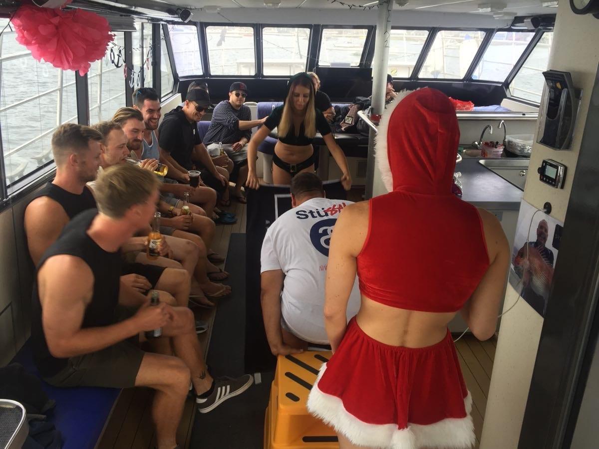 Bucks party cruise Cronulla Sydney