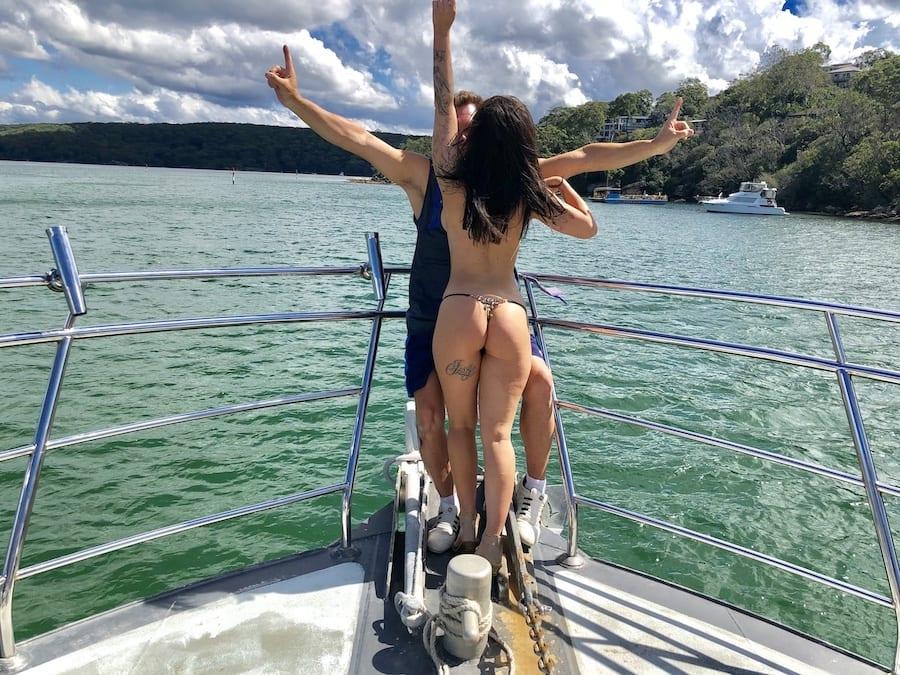 Cronulla Party Boats BUCKS PARTY