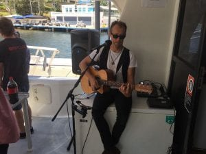 Hens Party and live music at Cronulla
