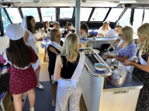 Hens parties on Port Hacking Cronulla