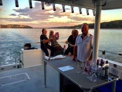 Riverboat cruises Cronulla