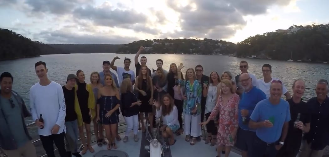 21st birthday party boat venues Cronulla