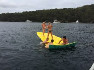 Cronulla Party Boats Lilly Pad